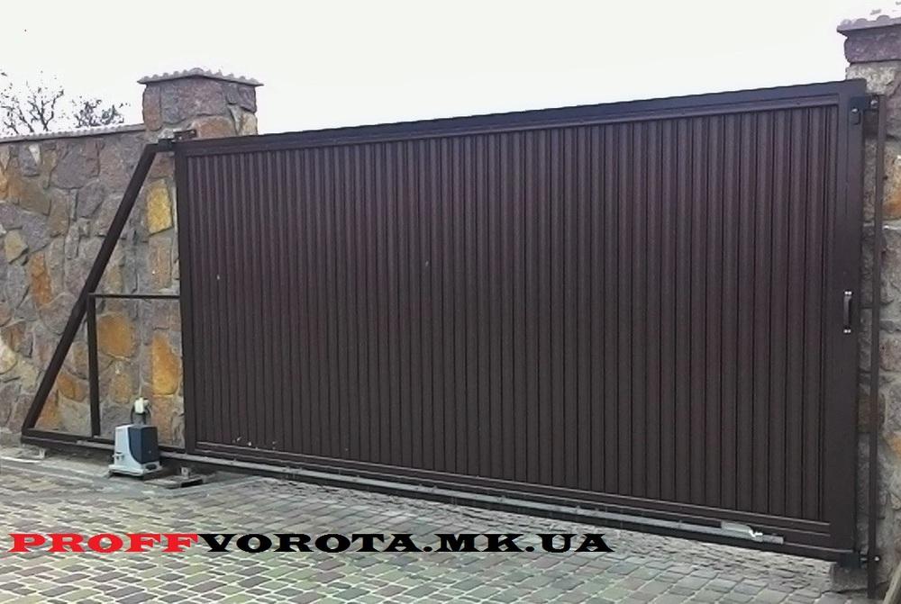 Херсон купить откатные ворота комплект для откатных ворот в питере